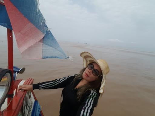 Jejak Siem Reap 6 ~ Day 3 Part 1 ~ Tonle Sap Boat Ride