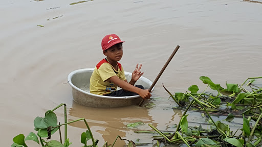 Jejak Siem Reap 6 ~ Day 3 Part 1 ~ Tonle Sap Boat Ride