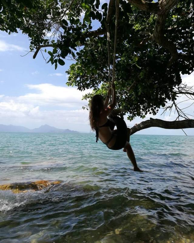 Pantai Pasir Tengkorak Langkawi