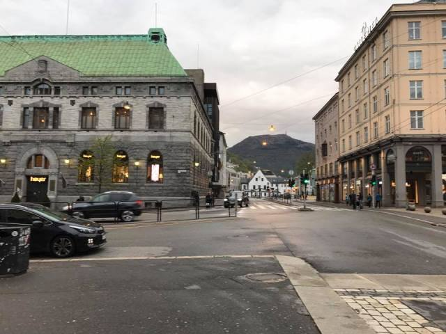 bergen first sight