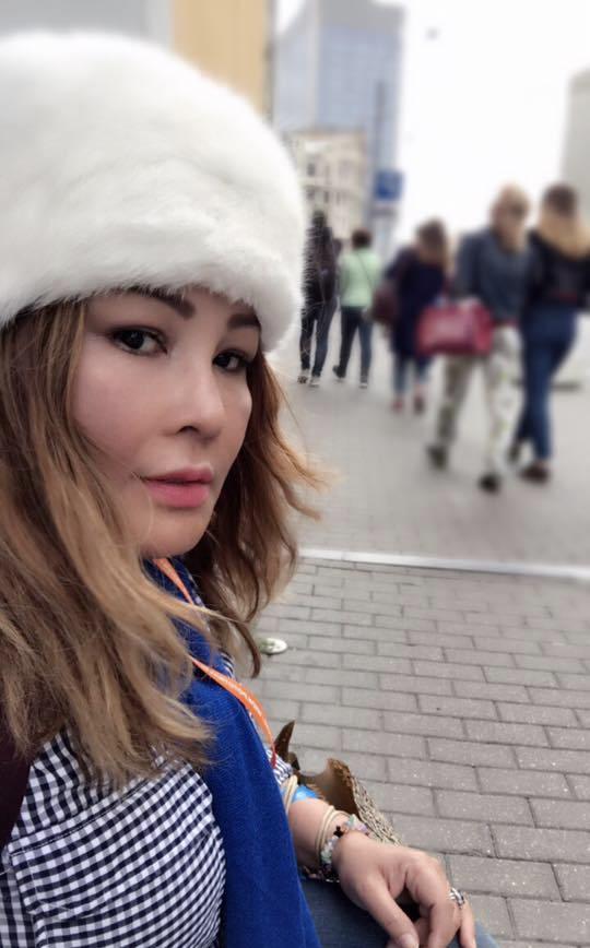 Arbat Square Moscow